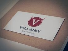 Villainy Catering Logo