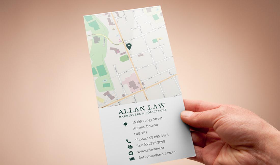 Allan Law – Flyers