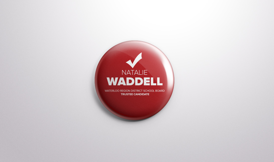 Natalie Waddell – Campaign Materials