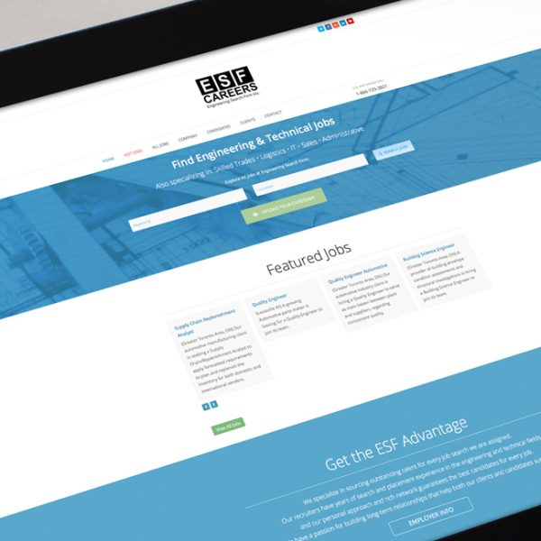 Engineering Search Firm (ESF)
